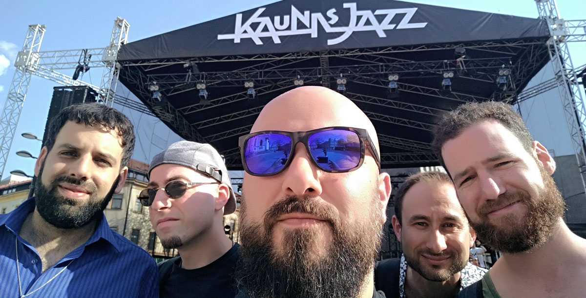 Selah Collective in Kaunas Jazz 2019
